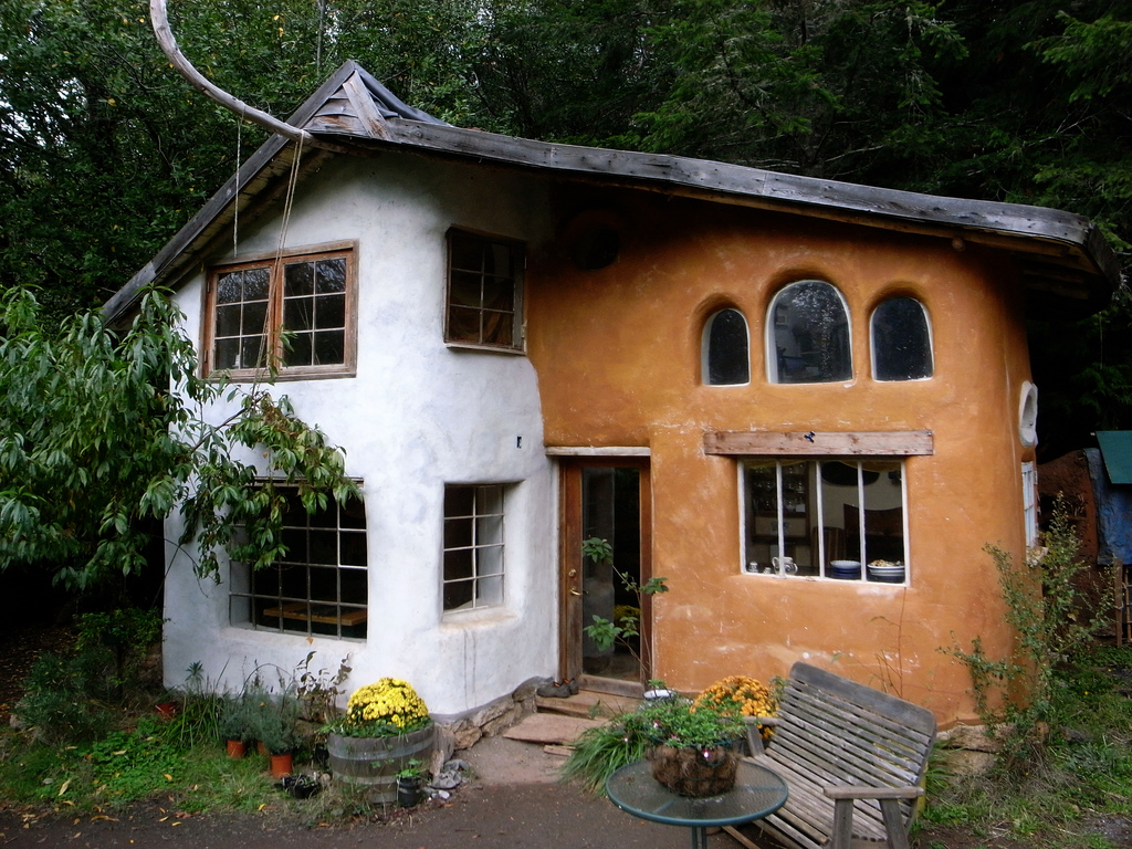 Abre los ojos receta para construir su casa con sus for Preparacion de jardines