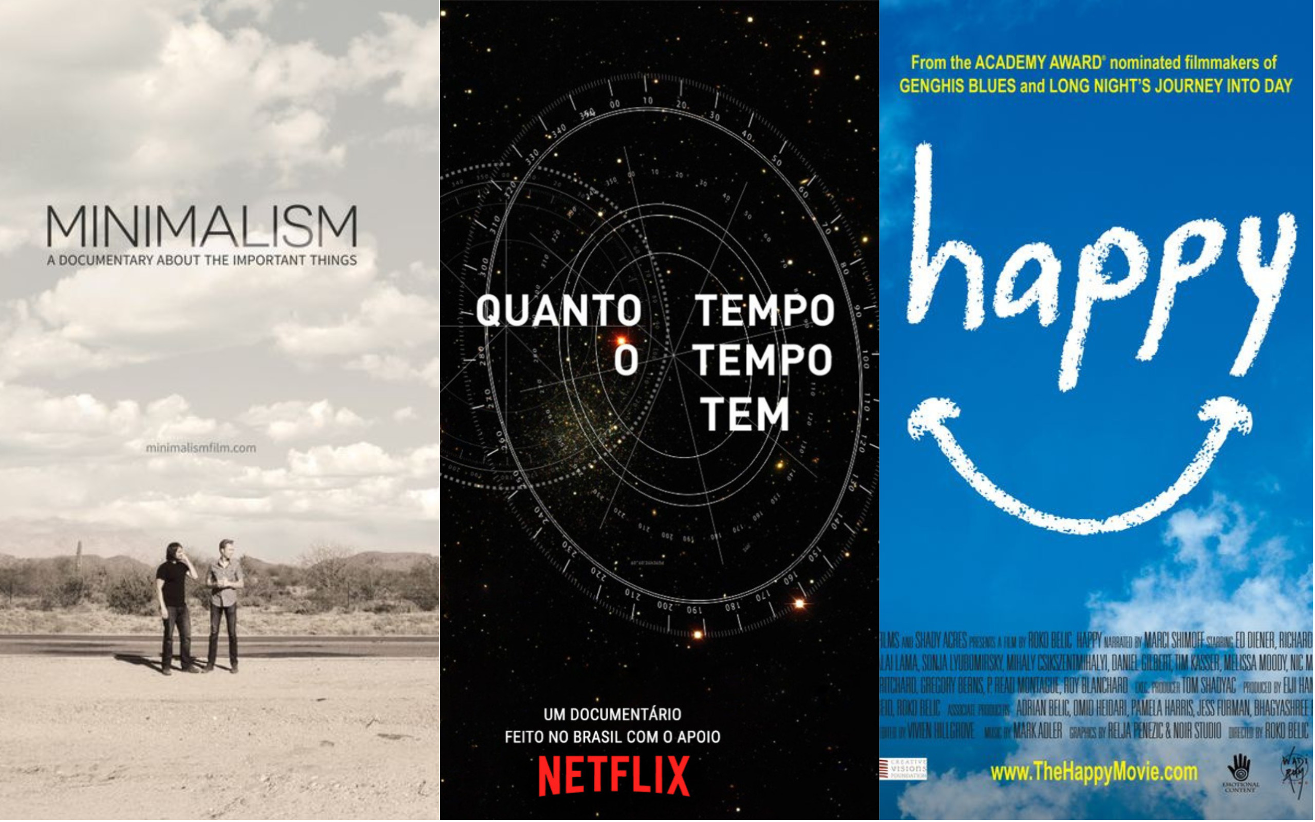 4 documentários na Netflix para refletir sobre a sua vida ⋆ Jardim do Mundo