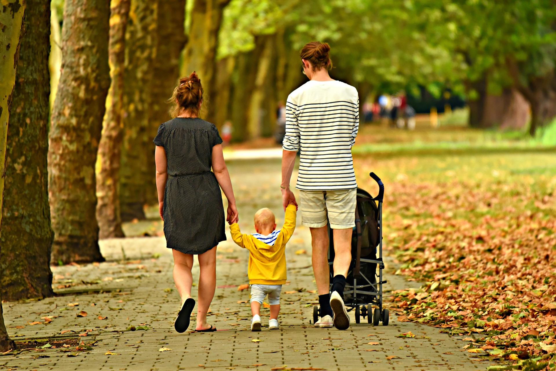 7 razões para levar seus filhos para uma caminhada ⋆ Jardim do Mundo