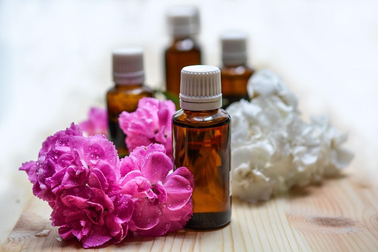 óleo essencial para pele seca
